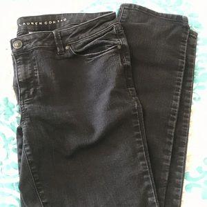 Lauren Conrad Black Jeans